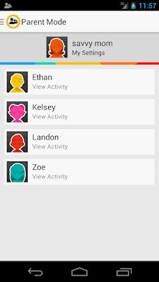 Family Parental Control App