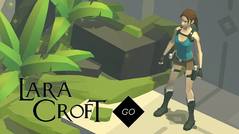 Lara Croft GO The Mirror Of Spirits ESPAÑOL PC