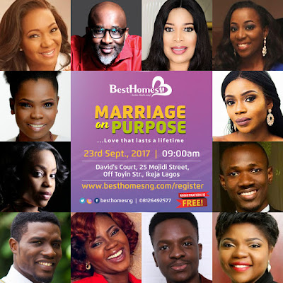 Olusola, Adeyemi, Monalisa, Others, Share Secrets To Successful Marriages