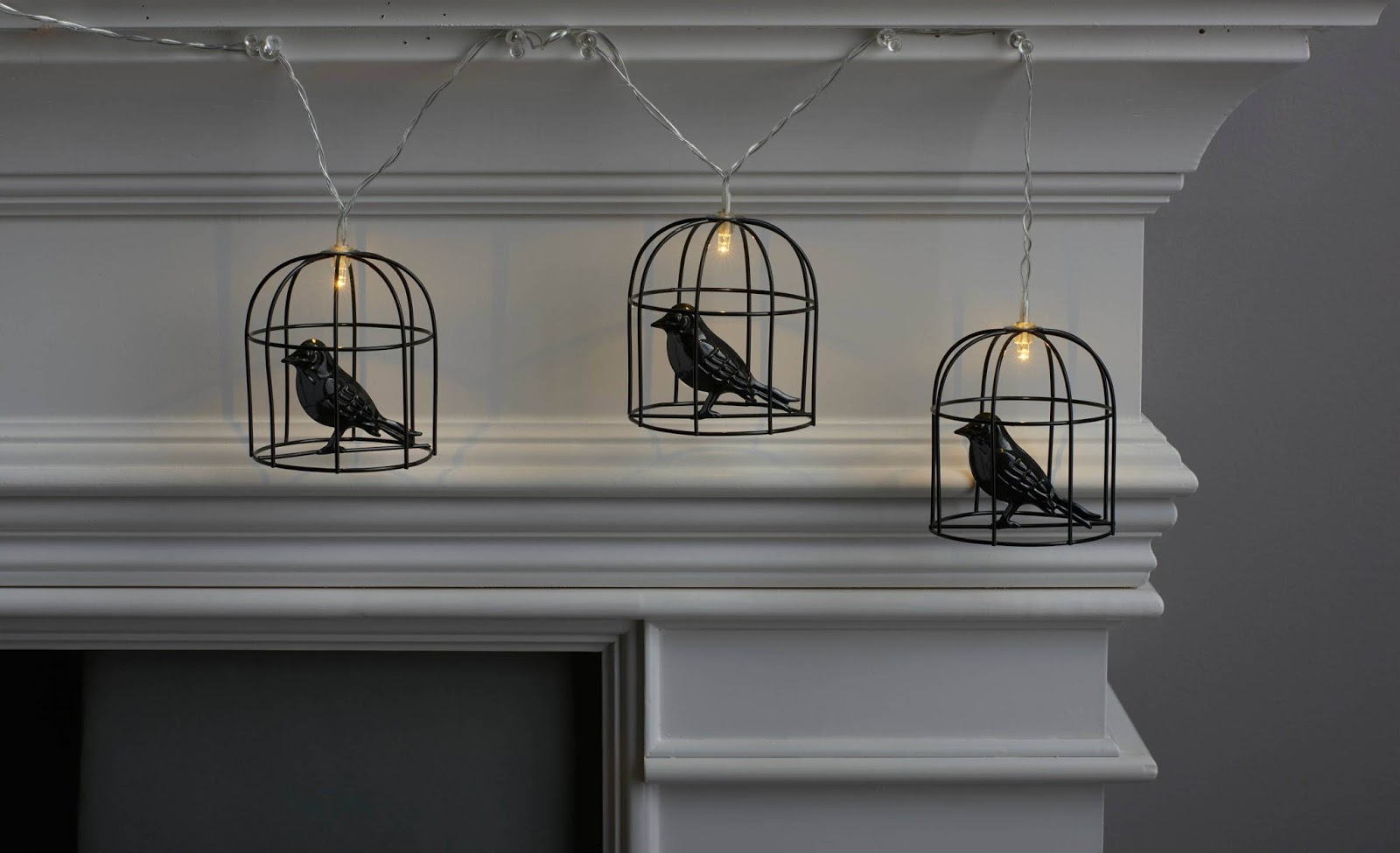 addicted to halloween the cheap version of pottery barn\u0027s crow lightsmaybe it\u0027s a sparrow i\u0027m thinking of?