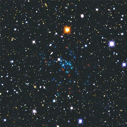 The new satellite galaxy of the Milky Way Pictoris 1.