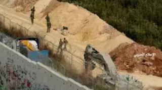 The Israeli military has stated that the operation launched to destroy cross-border tunnels built by Hezbollah will not only be limited to Israeli territory.