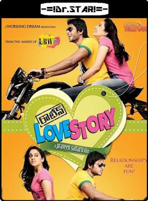 Routine Love Story 2012. Dual Audio UNCUT BRRip 480p 200Mb x265 HEVC