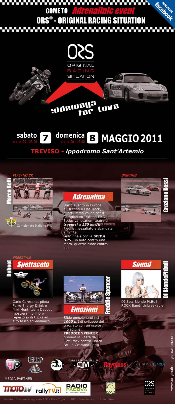 Sideblog Original Racing Situation Treviso