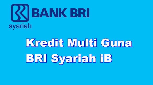 pinjaman-tanpa-jaminan-kta-bri-syariah-multiguna