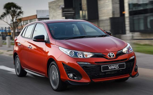 Toyota Yaris 2018 - Sport