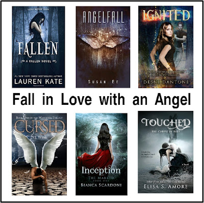 Fall in Love with an Angel tonight with these Kindle reads.  You'll get your fill of paranormal romance and angel love while kicking back and relaxing tonight.