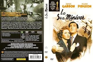 La señora Miniver » Carátula