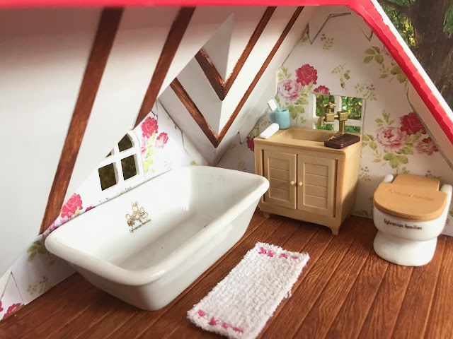 Sylvanian Families Orchard Cottage Decoration