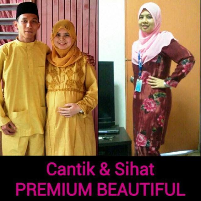 Premium Beautiful Set Berpantang untuk ibu-ibu