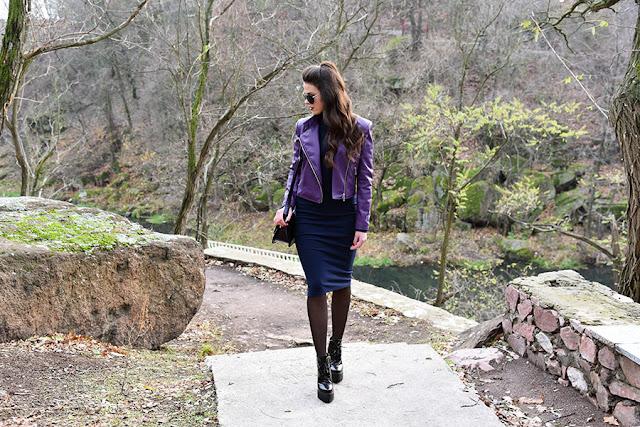 Fashionablegalaxy, куртка косуха