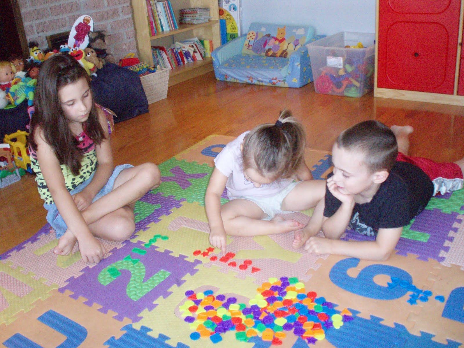 Gabe And Roxy S Preschool Adventures