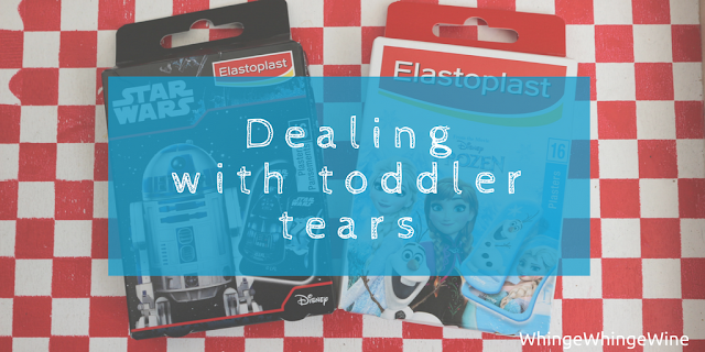 The malingerers: Dealing with toddler tears