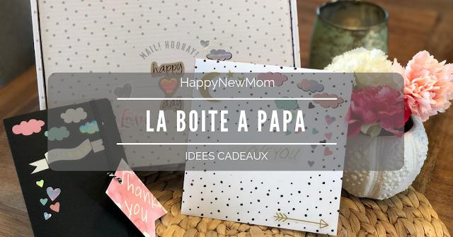 La box du futur papa