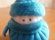 Kreasi Boneka Salju Untuk Hiasan Natal