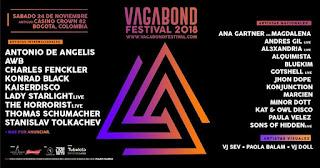CARTEL VAGABOND FESTIVAL 2018