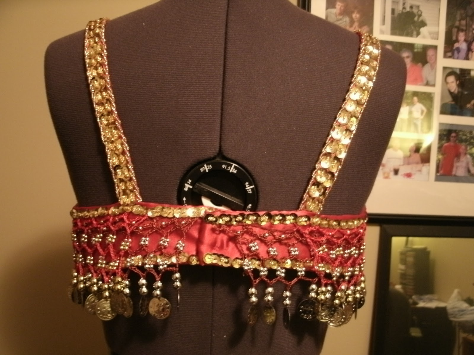 f8b34fdae5 Naima s Bellydance Blog  Coin Wrap to Bedlah Sew Along Task 7 ...