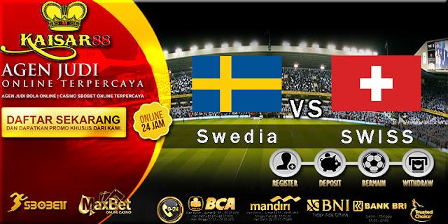 Prediksi Bola Jitu Swedia Vs Swiss 3 Juli 2018