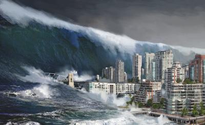 Tsunami Paling Dahsyat Dalam Sejarah Peradaban Manusia