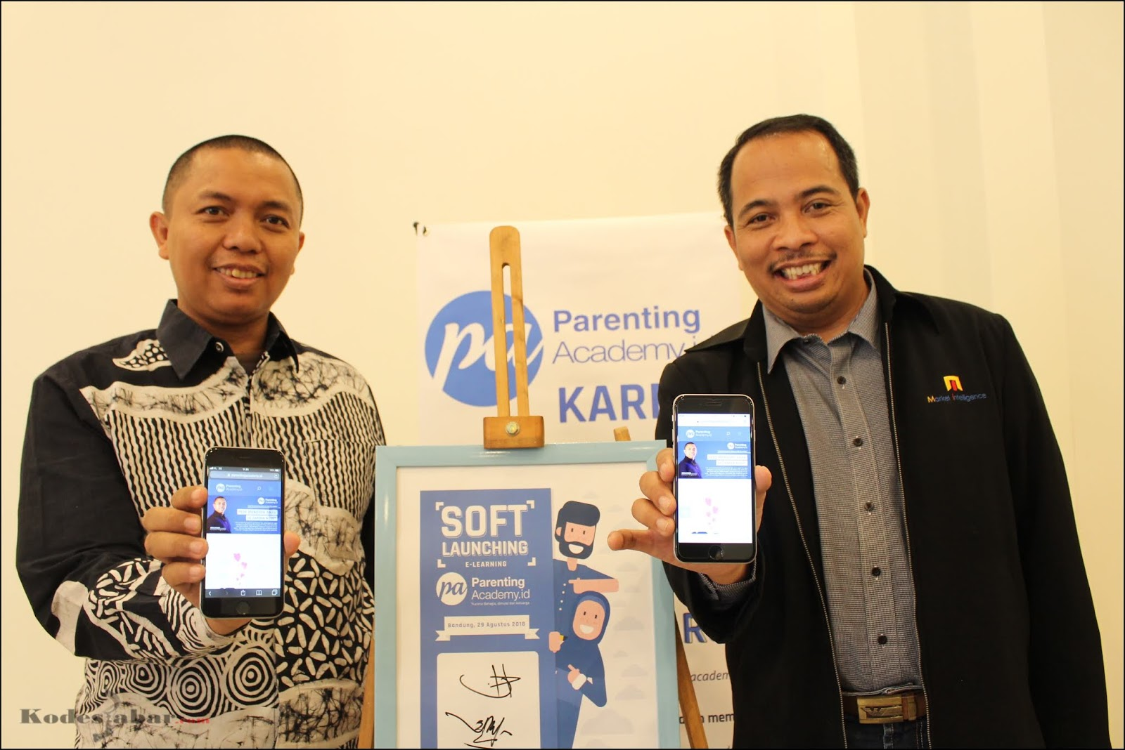 Launching E-Learning Parenting Academy