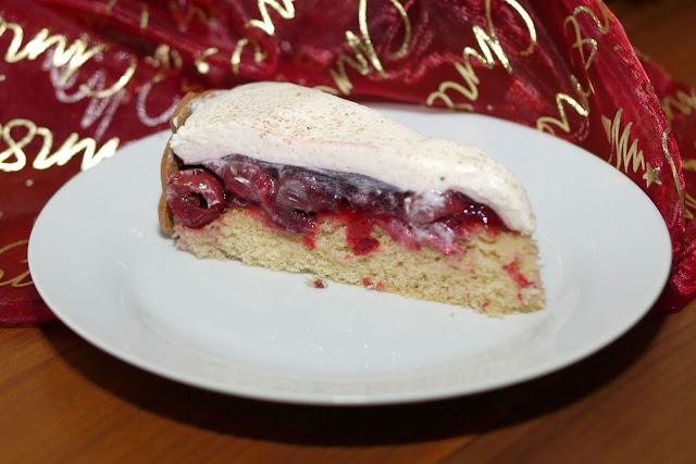 Fruchtige Lebkuchentorte | Backen | Kuchen | Torte | Rezept