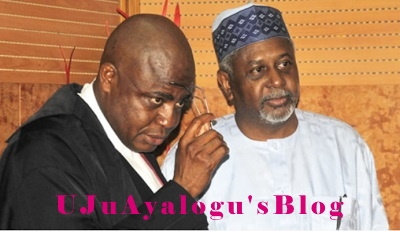 BREAKING: Metuh: Court orders Dasuki to enter witness box, rejects Jonathan's application against subpoena