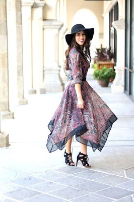 Bohemian Fashion yang Siap Mencuri Perhatian.
