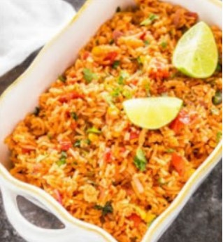 Amazing Vegetarian Mexican Rice