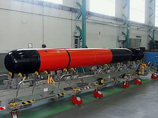 Torpedo Kelas Berat F21 Naval Group