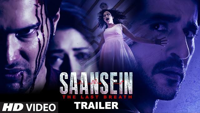 SAANSEIN Official Trailer - Rajneesh Duggal, Sonarika Bhadoria