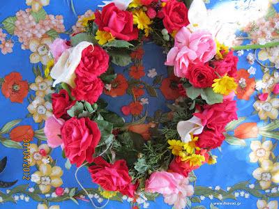 Ο Μάιος και τα λουλούδια του
