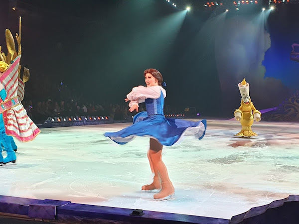 Review | Disney On Ice Dream Big
