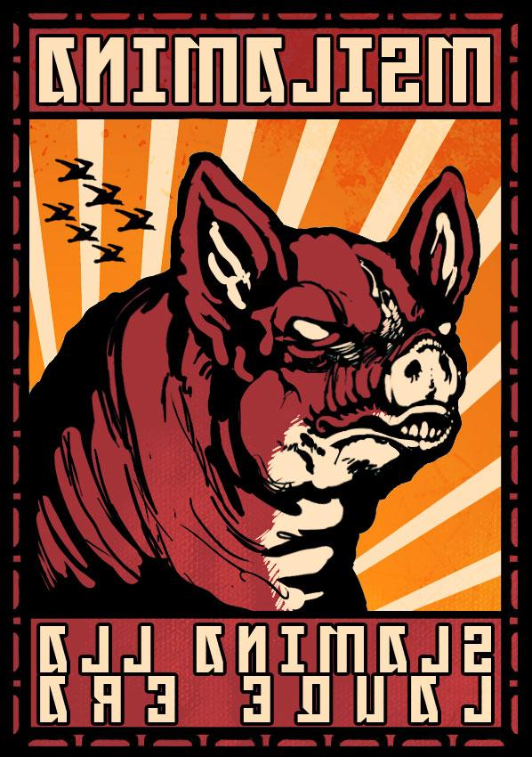 animal farm movie propaganda - photo #5