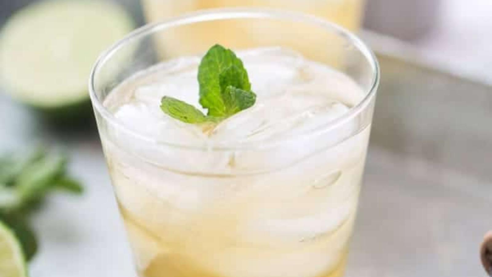 Irish Mint Mojito - food-drink-recipes.com