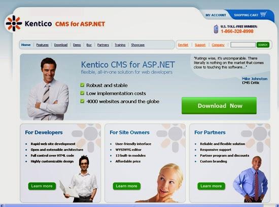 Best ASP.NET Hosting Solution for Kentico 8.2