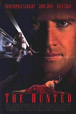 The Hunted 1995 Dual Audio BRRip 480p 350mb