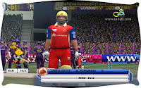 IPL 8 Patch for EA Cricket 07 Gameplay Screenshot 3