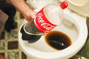 Image: How to Clean a Toilet With Coke