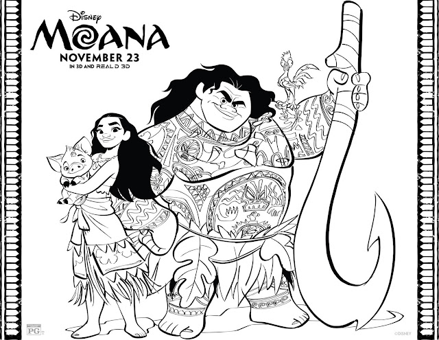 Disney_Moana_Coloring_Sheet_Pua_HeiHei_Group