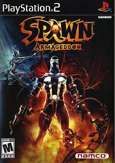 Spawn Armageddon (PS2) 2003