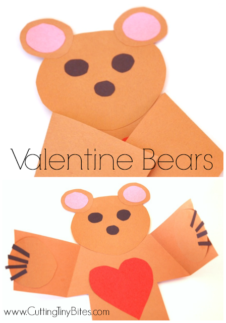 Valentine's Day Theme- Weekly Homeschool Preschool