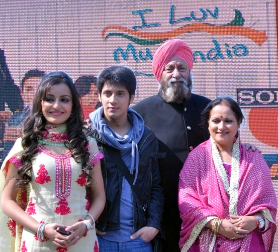 SAB TV new show 'I Love My India' focuses on Indian value