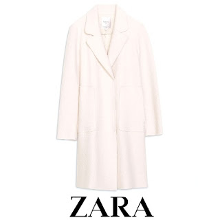 Kate Middleton Wore - Style - ZARA Straight Coat