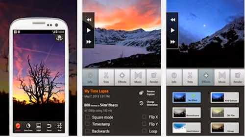 Aplikasi membuat video stop motion Android