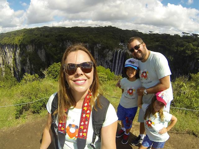 Canyon Itaimbezinho em Cambará do Sul