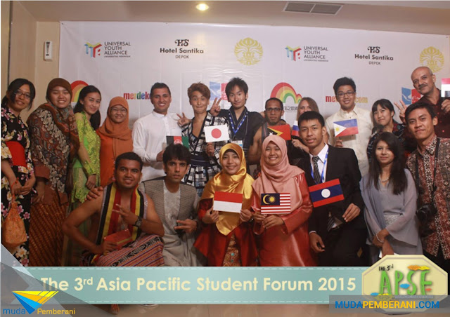 Asian Pacific Student Forum 2016