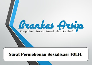 logo postingan surat permohonan sosialisasi toefl