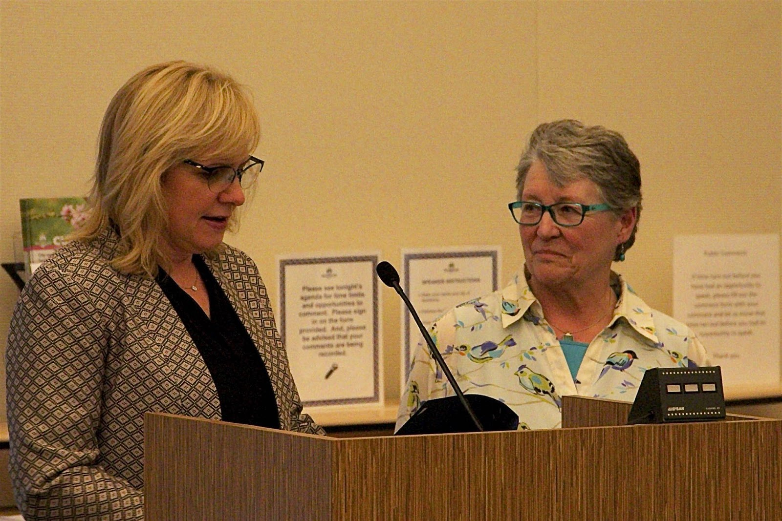 shoreline area news christine southwick honored by city of wednesday 19 2017