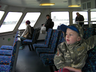 gosport to portsmouth harbour ferry