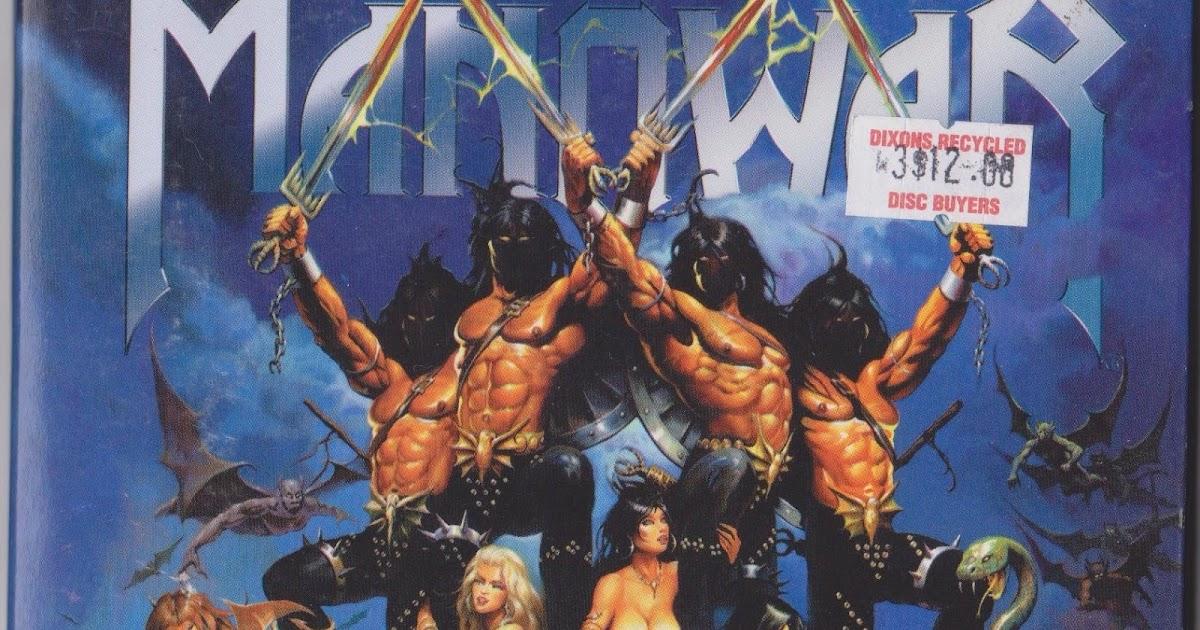 Alternative Underground Music Manowar Gods Of War Is